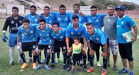 pariñas, fecha 1, fútbol, distrital, talara, Piura, 2015
