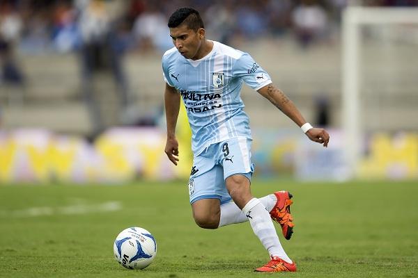 Orbelín Pineda hizo su aparición en Queretaro y ahora juega para Chivas. (Foto: Mexsport)