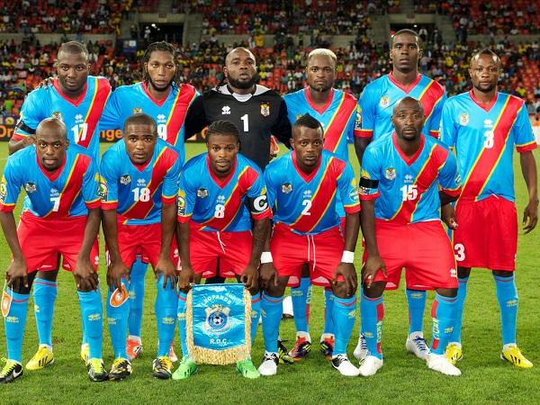 El Congo clasificaría por primera vez a un Mundial. (Foto: AFP)