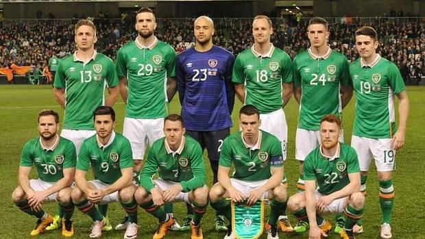 Irlanda daría el golpe clasificando directamente al Mundial. (Foto: AP)