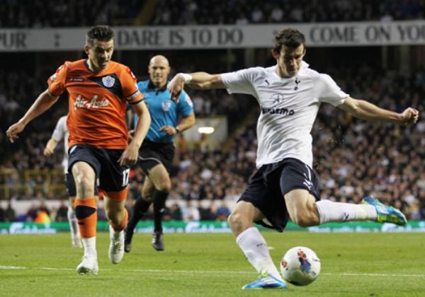 SE CONVIRTIÓ EN UNA AMENAZA. El Tottenham se impuso por 3 - 1 al Queen's Park Rangers y acorto distancias con relación a los primeros puestos. (Foto: Premierleague.com)