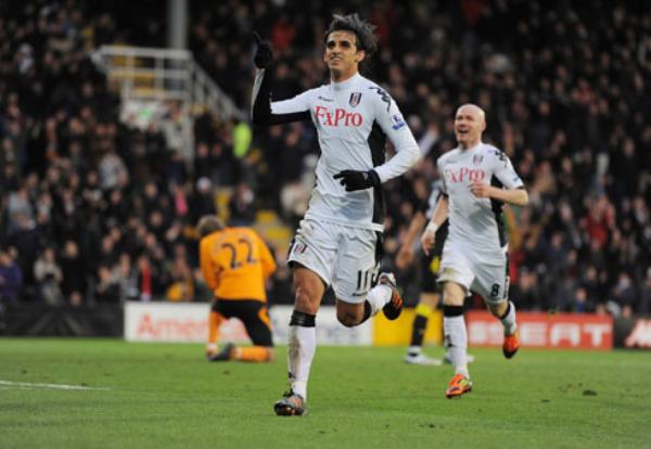SIGUEN ABAJO. El Bolton coninúa en el último lugar tras perder 2-0 ante el Fulham. (Foto: PremierLeague.com)