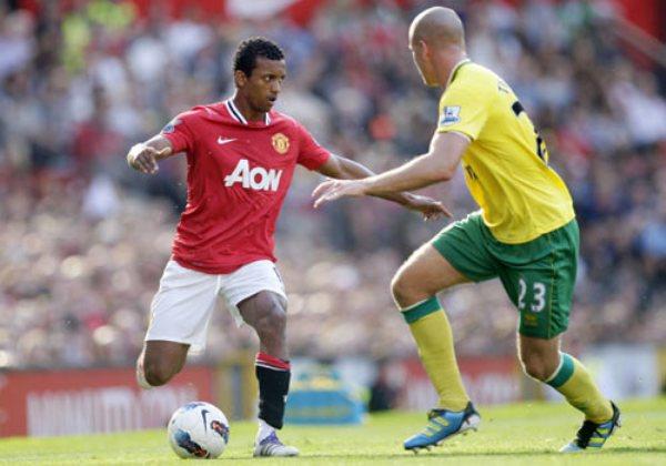 LA VIDA ES UN SUEÑO. El Manchester United continúa en la cima del torneo tras derrotar con relativa comodidad 2-0 al Norwich. (Foto: PremierLeague.com)