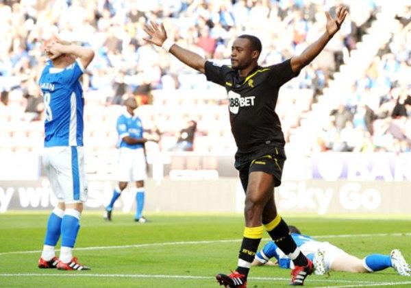 CERCA AL INFIERNO. Wigan no pudo como local ante el Bolton y cayó por 1-3. (Foto: Premierleague.com)