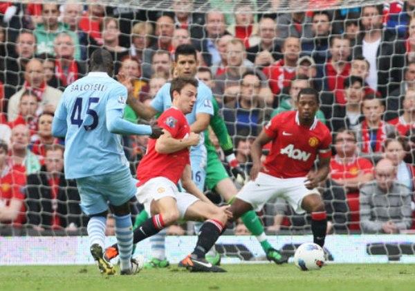 PARA NO CREERLO. El choque entre los dos primeros de la tabla terminó con una goleada de 1-6 a favor del Manchester City. (Foto: Premierleague.com)