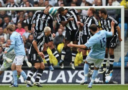 El Newcastle ha sido otra de las víctimas del City esta temporada: cayó 3-1 (Foto: premierleague.com)