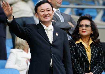 Thaksin Shinawatra, el millonario tailandés que le ha llenado los bolsillos al City (Foto: premierleague.com)