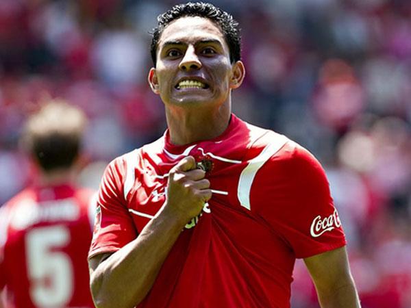NO JUEGUES CON EL DIABLO. Sacando su mejor juego, Toluca hizo respetar su casa y derrotó a Morelia, equipo que luchó hasta el final. (Foto: Mexsport)