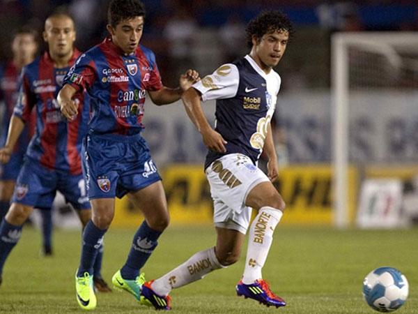 UN PASO ADELANTE. Pachuca hizo lo justo y pudo derrotar por la mínima diferencia a Atlante, frenando su buena racha. (Foto: Mexsport)