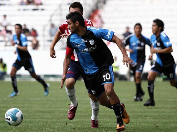 Los Gallos Blancos del Querétaro fueron de lejos la mayor sorpresa del torneo. Clasificaron a las instancias finales y sólo cayeron en semifinales ante el campeón Tigres (Foto: Mexsport).