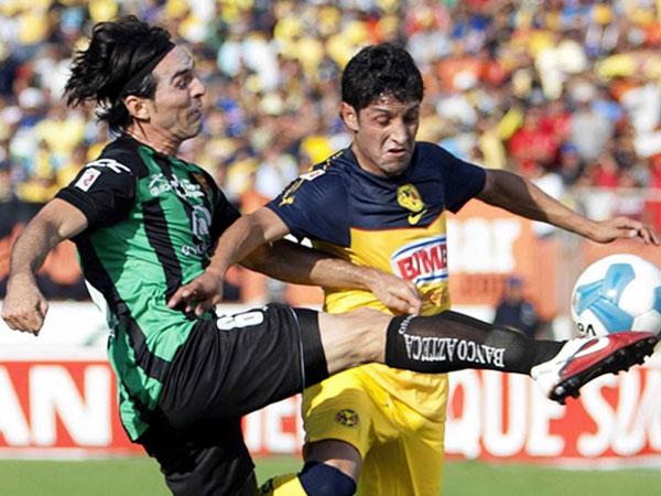 LE PUSO SU TOQUE. Jaguares mostró una eficacia tremenda y superó con creces a América. (Foto: Mexsport)