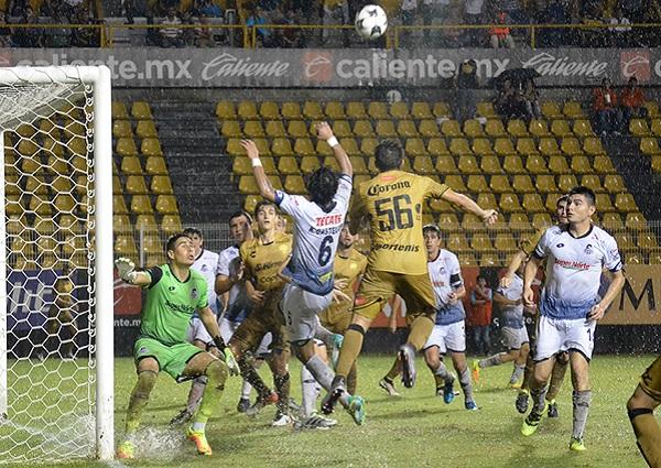 Cimarrones sorprendió a Dorados en Sinaloa y lo derrotó 1-2. (Foto: Ascensomex)