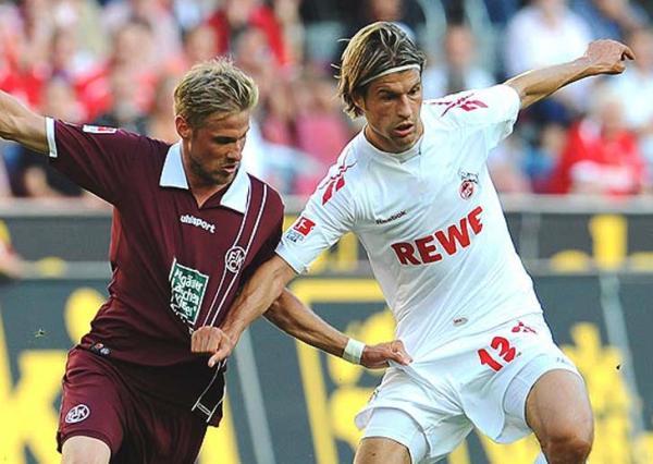 NO LOGRAN DESPEGAR. Colonia y Kaiserslautern empataron y continúan en el fondo de la tabla. Ambos se han mostrado como los equipos más flojos en el inicio del torneo (Foto: bundesliga.de)
