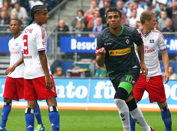 PARA NO CREERLO. Mientras el Borussia Mönchengladbach sigue sorprendiendo con su excelente arranque, el Hamburgo continúa de capa caída y se ubica último. (Foto: bundesliga.de)
