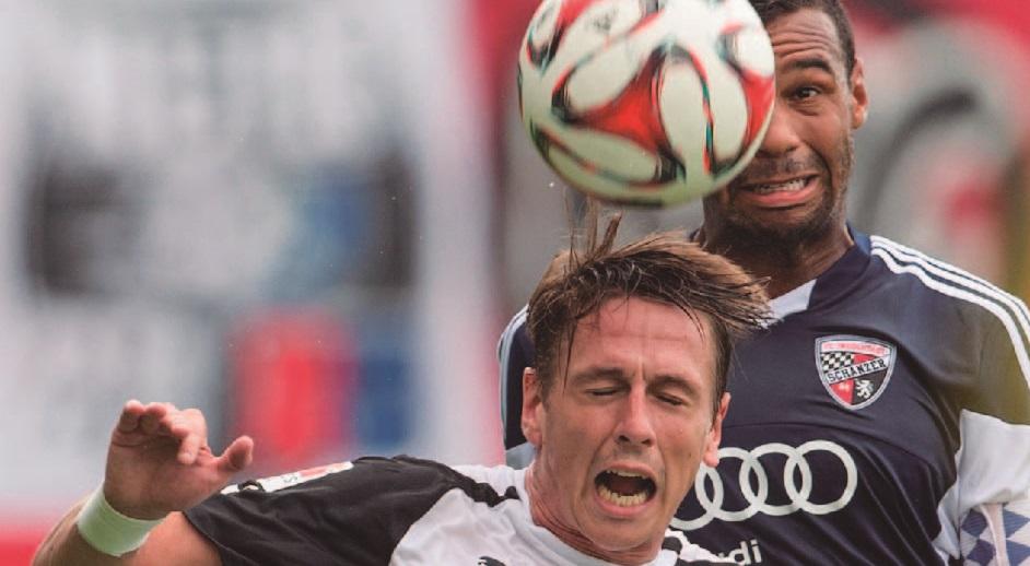 Ingolstadt dio la sorpresa y venció por 0-3 a Sandhausen (Foto: swr.de)