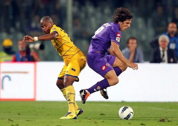 ONDA CERO. Bologna sumó su segunda derrota en igual número de partidos tras perder 0-2 ante Lecce. (Foto: AFP )
