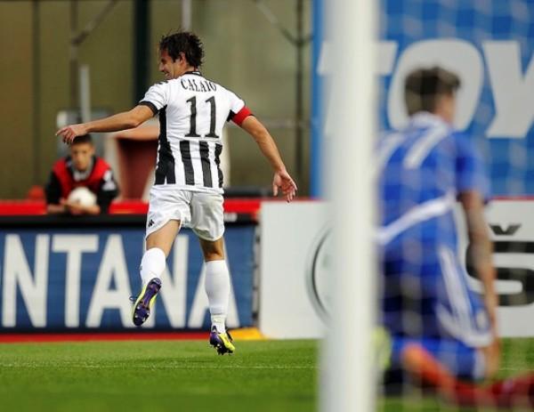 LO DEJAN ATRÁS. El Siena se impuso 2-0 al Cesena, equipo ya quedó como colero absoluto del Calcio. (Foto: AFP)