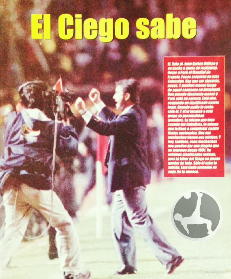Foto: Revista Once, 11/09/1997