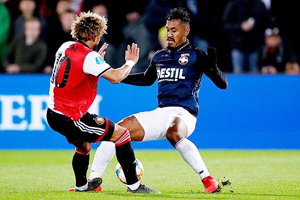 Renato Tapia es un jugador importante en Willem II. La continuidad es importante para la blanquirroja. (Foto: AFP)