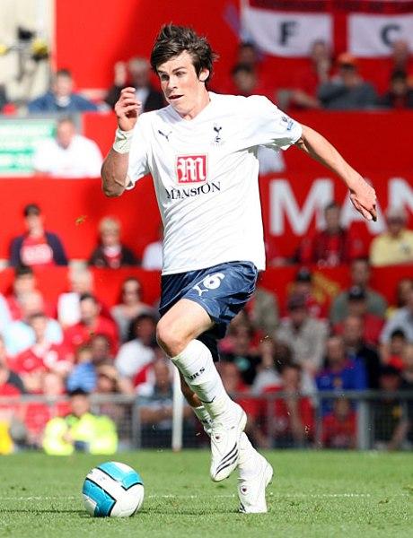 Lo que Bale ha mostrado hasta ahora con la camiseta de los 'Spurs' parece ser solo el comienzo de una brillante trayectoria en White Hart Lane (Foto: dailymail.co.uk)