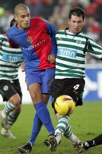 Con el Basel también ha sabido de éxitos frente al gol (Foto: AP)