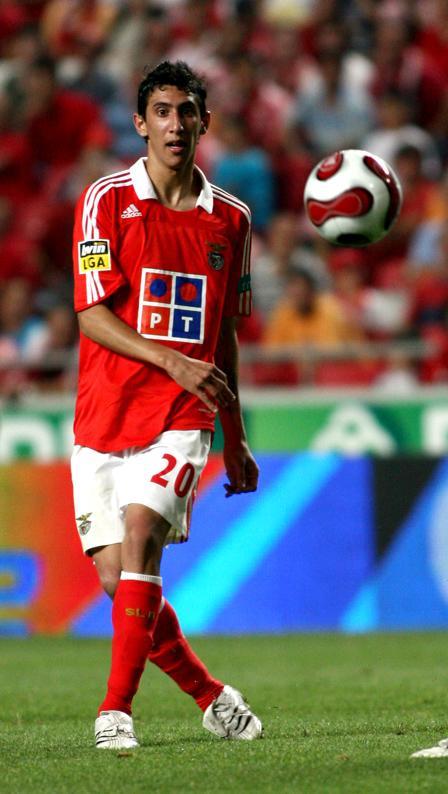 En el Benfica se ha consolidado como pieza inamovible en temporada y media de desempeño (Foto: wikipedia.org)