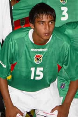 Con chompa de Bolivia en la Sub-17 (Foto: goal.com)