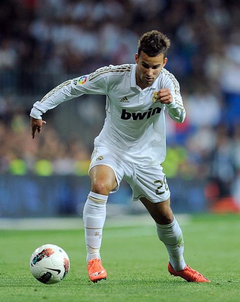 Su desempeño en la filial del Real Madrid le bastó a Jesé Rodríguez para alcanzar un espacio en el primer equipo merengue bajo el mando de José Mourinho (Foto: AFP)