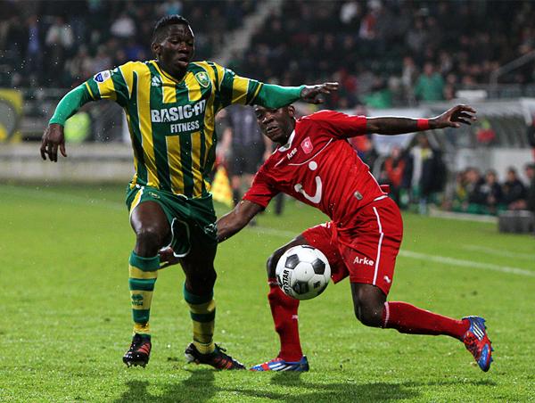 Ser cedido al Den Haag le dio a Omeruo la oportunidad de asentarse más rápido al exigente fútbol europeo, y mejor aún al hacerlo en la escuela holandesa (Foto: AFP)