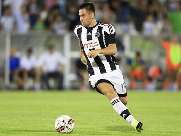 Desde muy joven, Zivkovic se convirtió en un indiscutible del Partizan (Foto: StarSport)