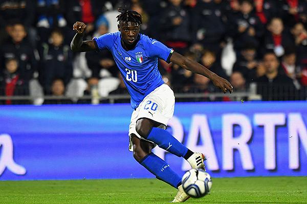 Kean mostró una buena performance en Italia. (Foto: AFP)