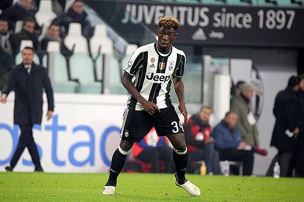 Kean debutó con la Juventus en 2016. (Foto: AFP)