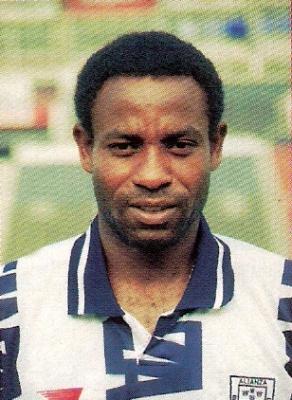 El 'Gato' Basombrío en 1998, poco antes de partir al fútbol griego. (Foto: revista Don Balón Perú)