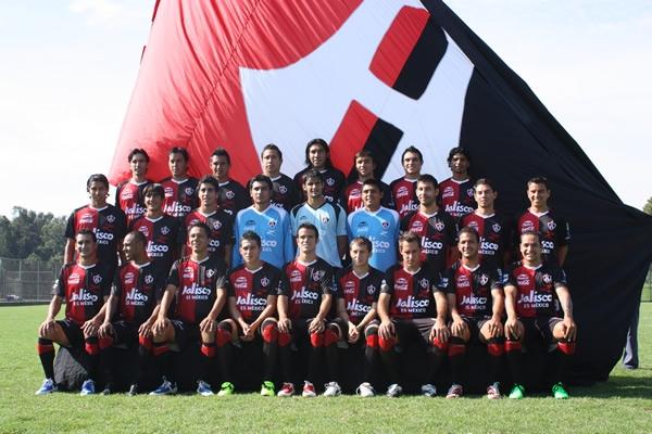 El club Atlas hace conocido a su equipo como 'Los Zorros' en el fútbol mexicano (Foto: sportjuarez.com)