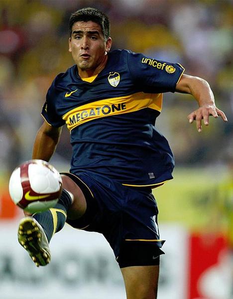 Lucas Viatri, actual figura de Boca Juniors, es popularmente conocido como la 'Cucaracha' (Foto: as.com)