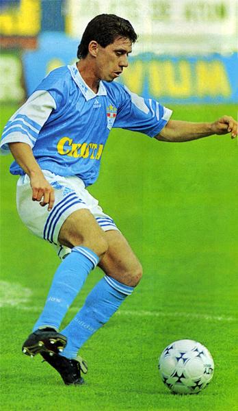 Miguel Rebosio es el 'Conejo' más conocido de las últimas dos décadas en el fútbol peruano (Recorte: revista Don Balón Perú)