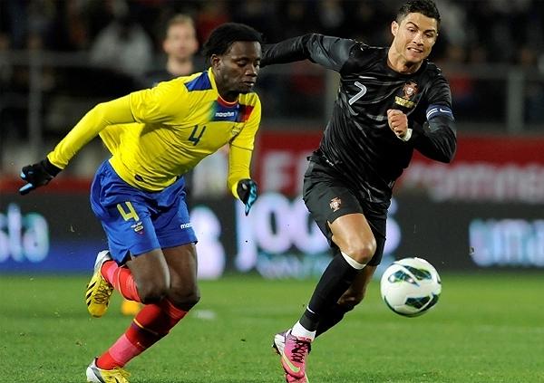 Siendo un jugador de selección, a la 'Hormiga' Paredes de seguro se lo podrá ver laburando en el Mundial de Brasil 2014 (Foto: AP)