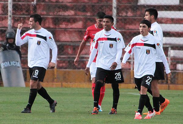 Sus buenas actuaciones en Melgar, le valieron el llamado a la sub-20 a Gustavo Torres (Foto: Vanessa Álvarez Sancho)