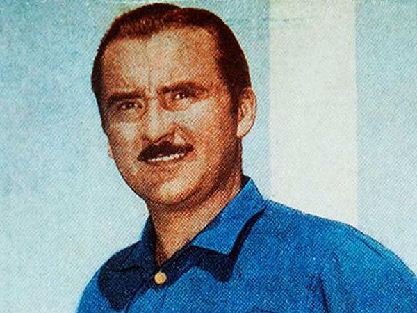 Sergio Livingstone, leyenda en el arco chileno que resguardo en Brasil 1950 (Foto: 10clasico.com)