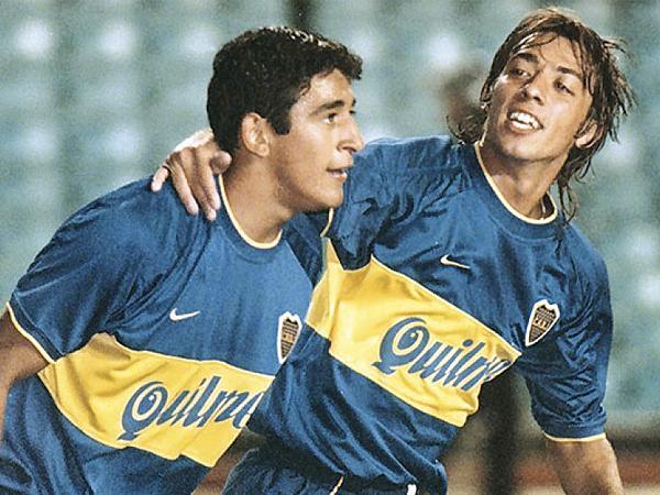 Julio Marchant forma parte de la rica historia de Boca Juniors en la obtención de la Libertadores 200 y 2001, así como la Intercontinental 2000 (Foto: labombonera.com)