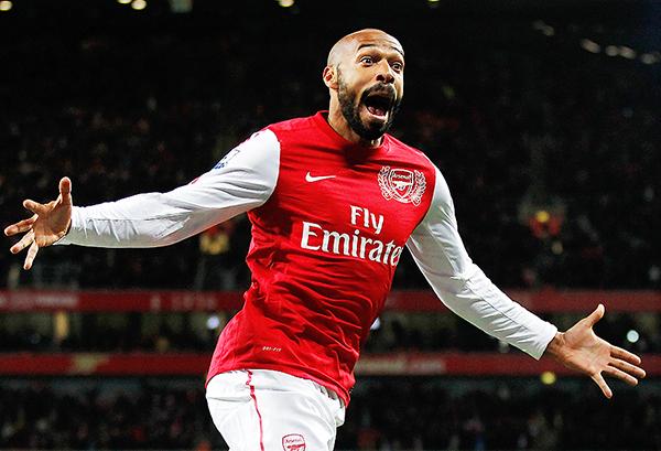 'Titi' Henry marcó un hito en el Arsenal. (Foto: vavel.com)