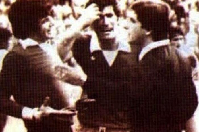 Un error de Enrique Marín Galló dejó sin el título de 1980 a la Universidad de Chile. (Foto: La Cuarta de Chile)
