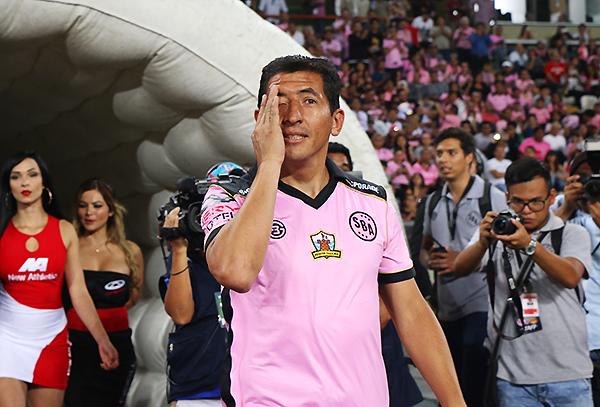 El retiro de Johan Fano da pie a indagar jugadores con apodos derivados al gavilán. (Foto: Pedro Monteverde / DeChalaca.com)