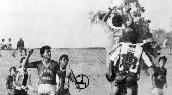 En el estadio de Laredo fue local tres veces, destacando un empate a un gol con Alianza Atlético (Recorte: diario La Industria de Trujillo)
