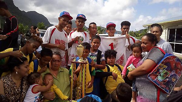 El Vaiala Tongan tuvo una decorosa actuación en Samoa Americana, pero su filial la pasó muy mal. (Foto: Makeleta Nightingale Palu Heehau)