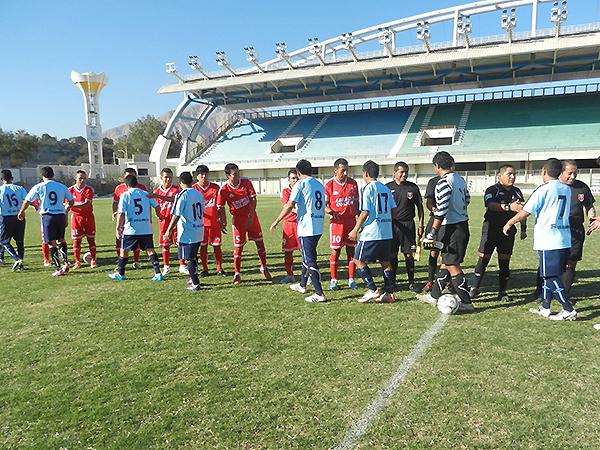 Atlético Huracán ante Enersur, un duelo emblemático en Moquegua. En la actualidad, ambos afrontar la Copa Perú (Foto: Lidefmo)