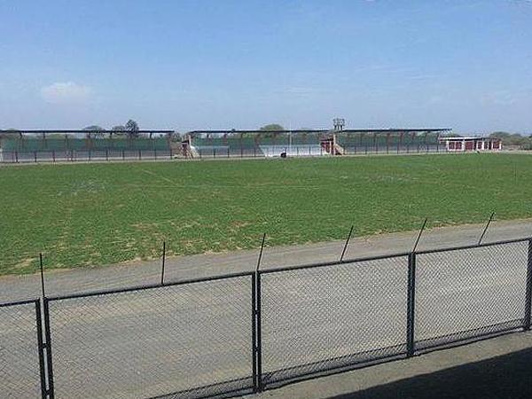 Este es el estadio Coloso de la Frontera de Lancones en el que Alianza Atlético espera -al fin- encontrar un lugar para ser local en el campeonato (Foto: diario Regional de Piura)
