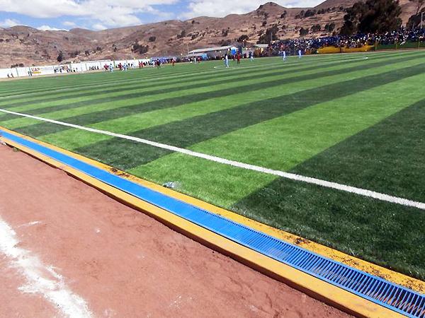 En el estadio Paolo Guerrero se disputará la Copa Perú. (Foto: diario Correo de Puno)