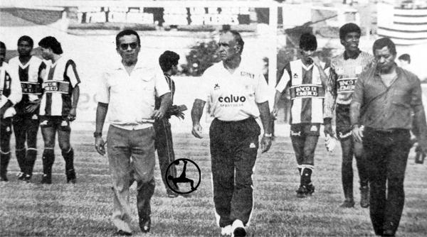 Nada bien le fue a Dellacha en el fútbol peruano cuando dirigió a Alianza Lima (Recorte: diario Ojo)