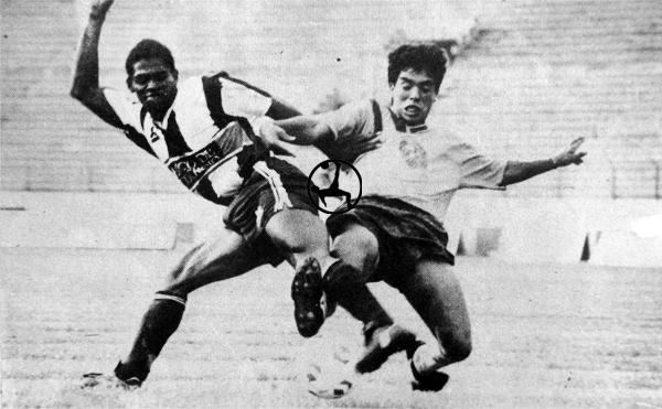 El brasileño Rosinaldo marcó el único gol de Alianza Lima con Dellacha como DT al empatar con San Agustín (Recorte: diario Ojo)